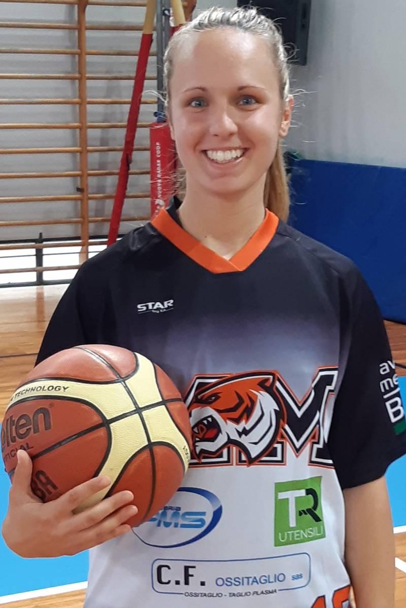 Futurosa Trieste 63 - Basket Montecchio 55