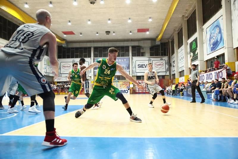 Termina in semifinale la stagione della iMO Robur Basket Saronno in Serie C Gold