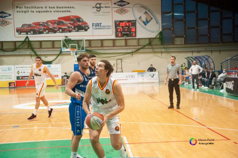 Giulia Basket Giulianova vs Janus Fabriano: il preview