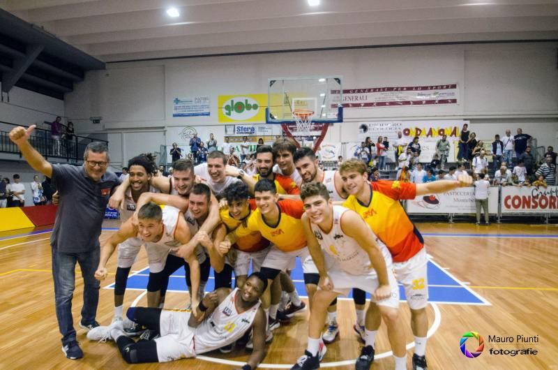 Giulianova Basket 85 VS Sutor Montegranaro: Il preview