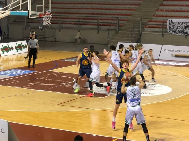 Il Giulia Basket lotta per 40' ma i due punti vanno alla Luciana Mosconi