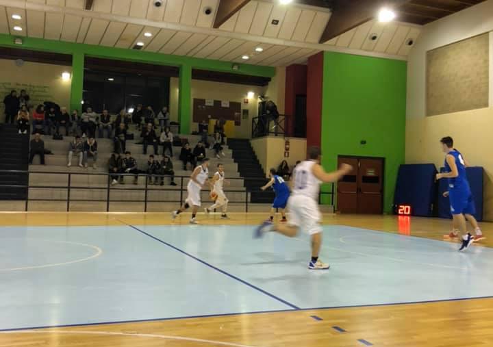 Vega occhiali torna alla vittoria superando Trino Vercellese per 79-57