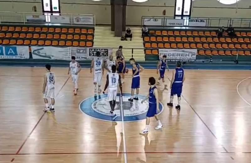 La Bartoli Mechanics è sempre più capolista dopo la vittoria contro il Basket Isernia