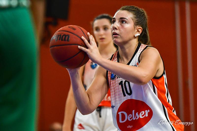 La Delser si prepara ad accogliere la capolista Vicenza: parola ad Anna Turel