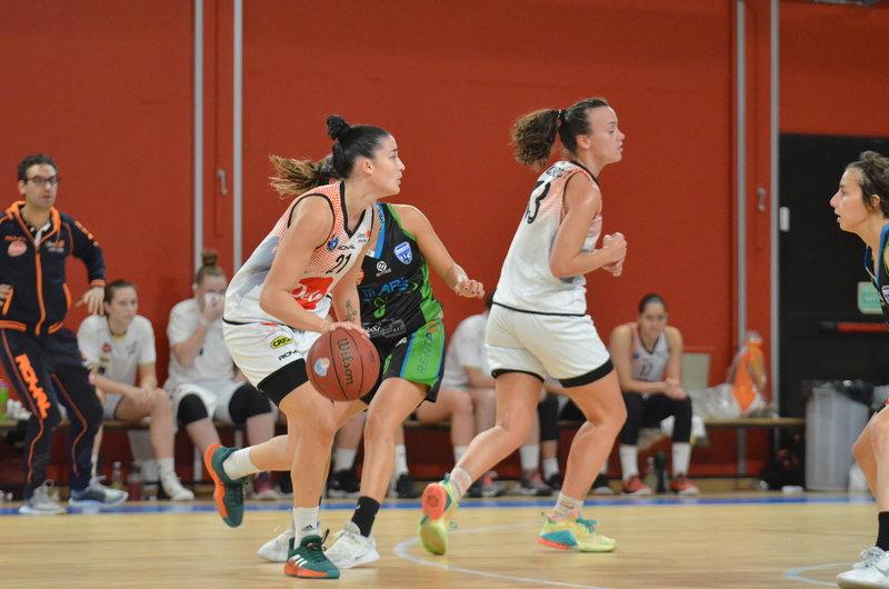 La Delser vince domando il Basket Carugate