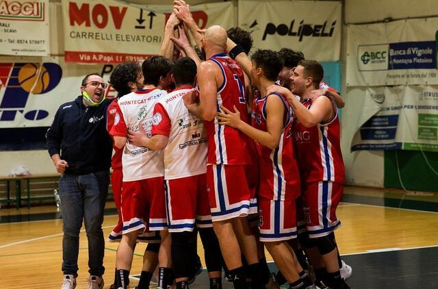 L'ABC Ricami ritrova la vittoria con Montecatini. Ora i play-out con Valdisieve