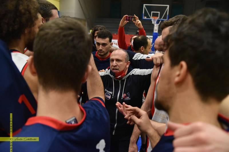 Bisceglie-CJ Taranto, coach Olive: