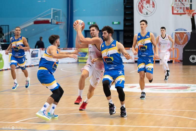 Molfetta-Torrenova   Il match program