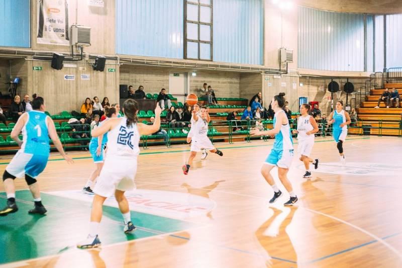 NMC, sconfitta interna contro Capri. Le campane vincono 41-69