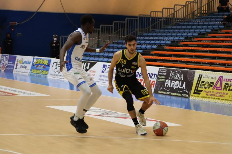 Preview Orlandina Capo d'Orlando-Withu Bergamo