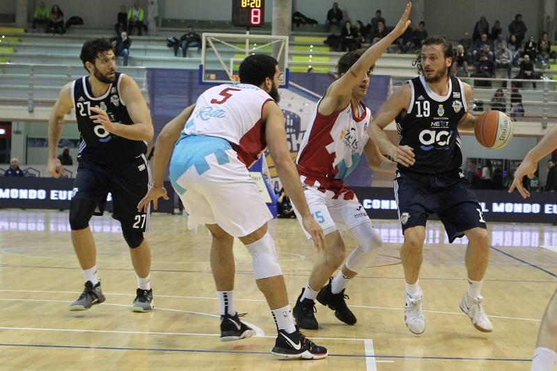 Trionfo casalingo per Eurobasket contro Zeus Energy Group Rieti. Una gioia infinita!