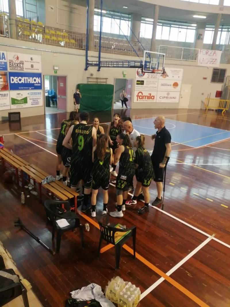 Torino Teen Basket passa a Rovigo in Gara 1