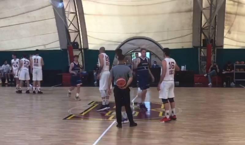 IUL Basket Roma ha ragione della Stella Azzurra Viterbo solo nel supplementare