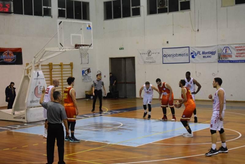 La ZS Group Messina si impone a Gela e conquista il tredicesimo successo in campionato