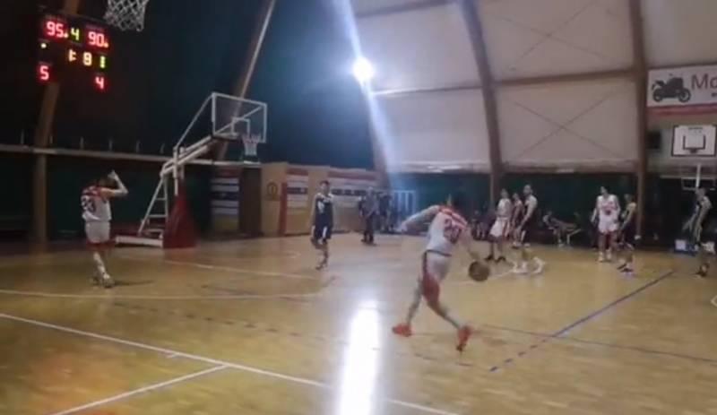 Fonte sorpresa dal fanalino Scuola Basket Roma