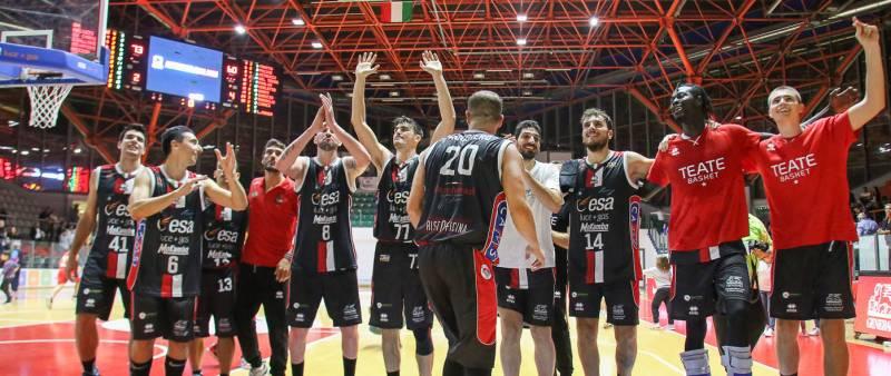 L'Esa Italia Chieti festeggia il primo successo. Fabriano cade al PalaTricalle