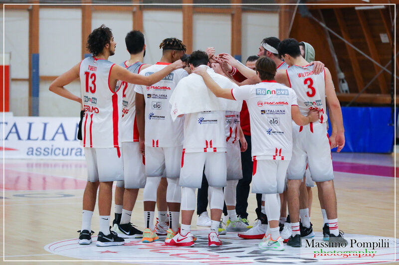 Teramo vs Montegranaro, Salvemini: