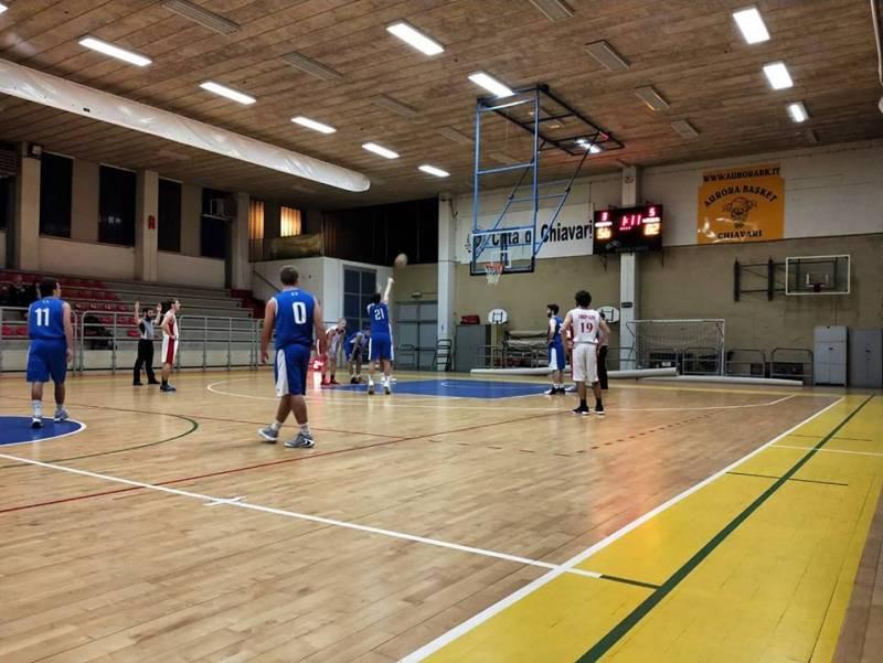 My Basket, contro la capolista Tigullio una sconfitta che però fa ben sperare