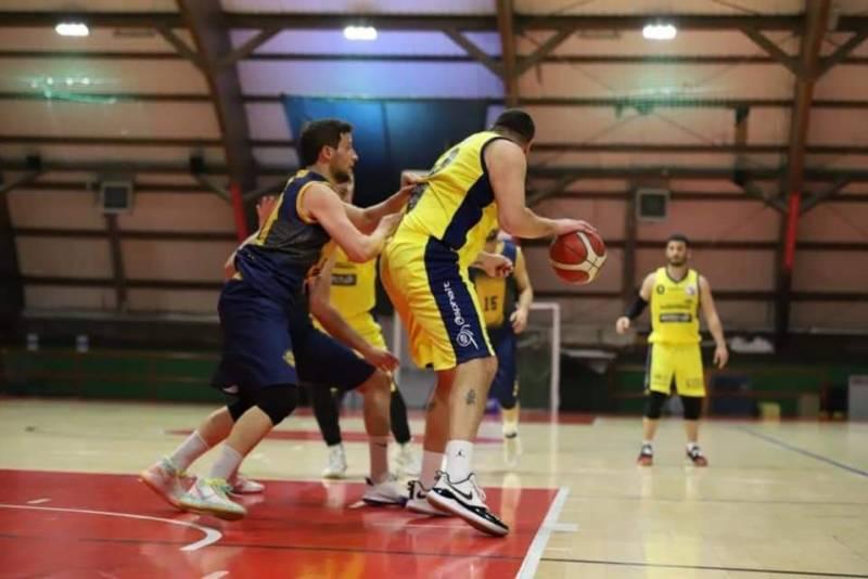Il Basket Casapulla cade a Potenza