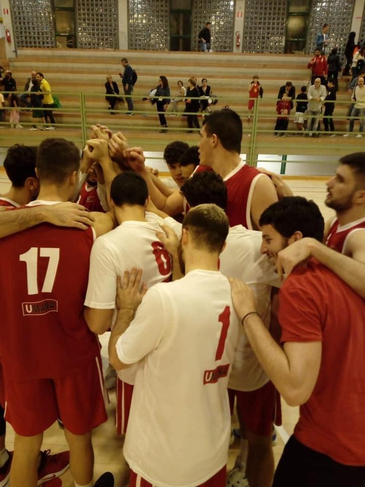 Arriva anche la prima vittoria esterna per la San Giobbe Basket Chiusi