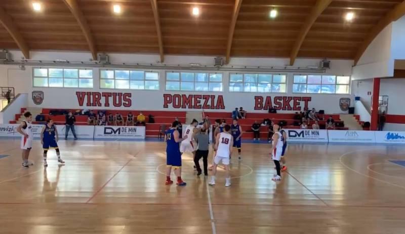 Terza vittoria in altrettante gare per la Virtus Pomezia Basket contro una battagliera APDB