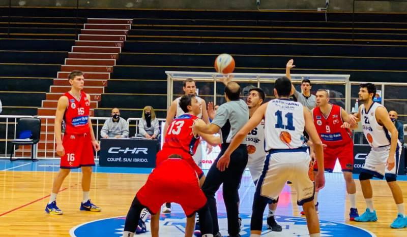 Debutto alla grande per il Bologna Basket 2016: battuta in trasferta Ragusa per 96-87