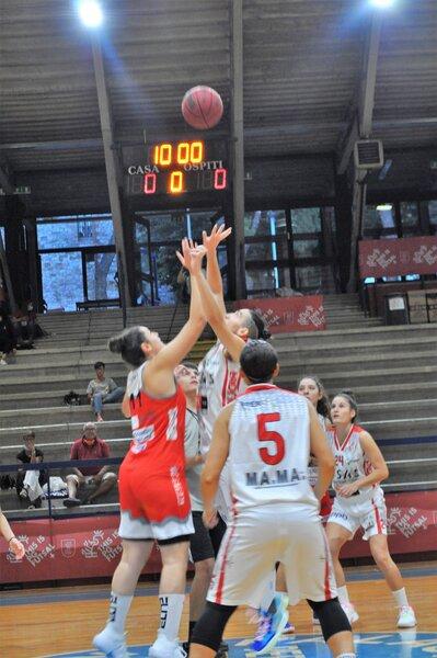 Buona la prima! Women Apu batte Bolzano.