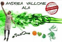 Andrea Vallone alla 5 Pari!