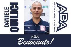 Daniele Quilici nuovo responsabile tecnico di Accademia Basket Altomilanese