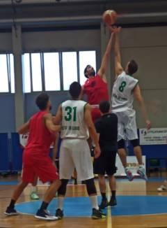 Terza amichevole preseason: Basket Aviators Lugo - Baskérs Forlimpopoli 75-82
