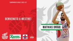 Benvenuto Mathias Drigo