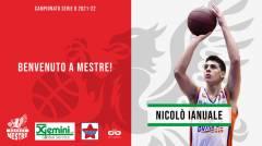 Benvenuto Nicolò Ianuale