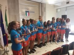 Regione Liguria e FIP Liguria premiano le Under 14 del Basket Pegli