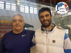 La ZS Group Messina conferma i tecnici Pippo Sidoti e Francesco Paladina