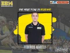 Marelli, Augeri ed Aristolao completano il roster di Bergamo
