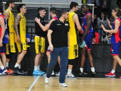 BB14 saluta il Team Manager Maicol Panzini