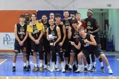 La WithU Bergamo si aggiudica la Coppa Onlus Lombardia 2021