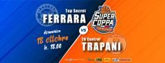 Il pregara della seconda sfida di Supercoppa Centenario contro Ferrara