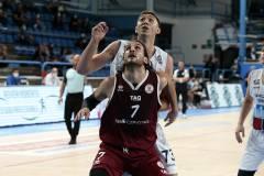 Trapani cade di misura in gara 2 di Supercoppa a Ferrara