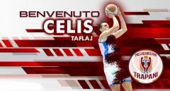 La Pallacanestro Trapani firma Celis Taflaj
