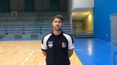 Intervista al nuovo fisioterapista Pierluigi Scatigna