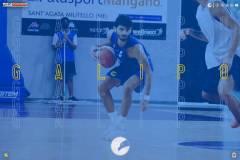 Giancarlo Galipò è un nuovo giocatore della Fidelia Torrenova