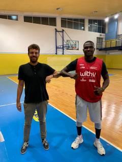 With-U Cestistica Verona, ecco Ousmane Gueye