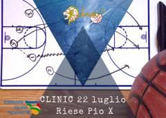 Il recap del Clinic PAO Riese Pio X del 22 luglio