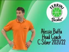 Alessio Buffa è il nuovo coach della Ferrini