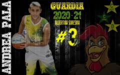 Andrea Pala sarà il Capitano della Gilbertina Soresina per la prossima Stagione 2020-21