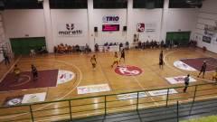 La gara di Supercoppa contro la Teramo a Spicchi verrà disputata a Teramo