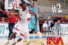 Colpo del Giulianova Basket 85: Shaquille Hidalgo vestirà i colori giallorossi!