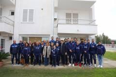 Inaugurata la nuova sede della Benacquista Assicurazioni Latina Basket