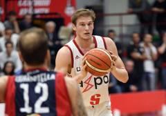 Gabriele Benetti è un nuovo giocatore della Benacquista